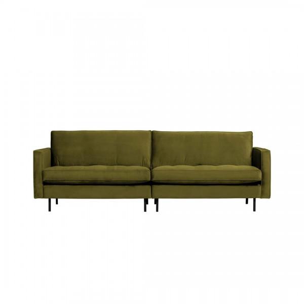 Sofa Rodeo Classic 3 Sitzer Olive von De Eekhoorn