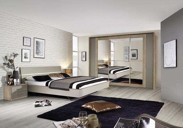 Schlafzimmer Set Fango Eiche Sanremo Hell Lebe Dein Zuhause