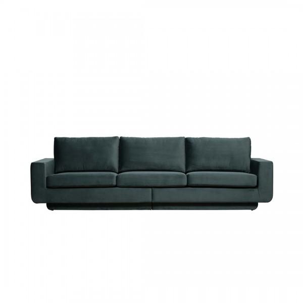 Sofa Fame 3-Sitzer Grün von De Eekhoorn