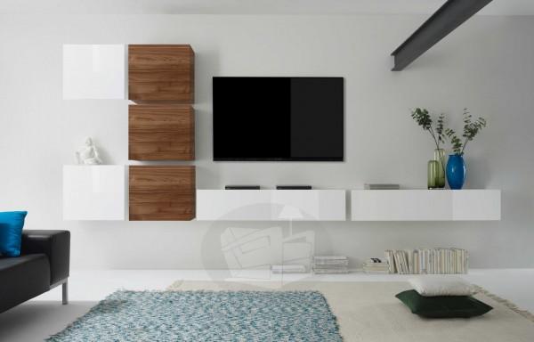 Wohnwand Infinity 7-teilig von LC Spa