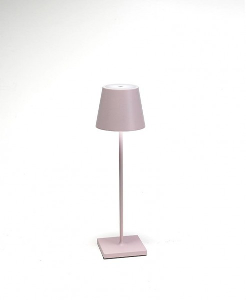 LED-Tischleuchte Poldina Pink von AI LATI