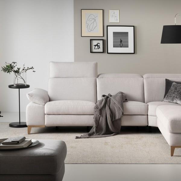 Sofa Nino 300cm von vanNoois