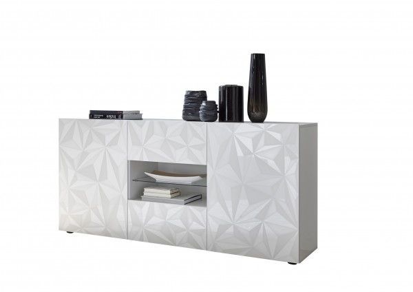 Sideboard Prisma Weiß 181cm von LC Spa