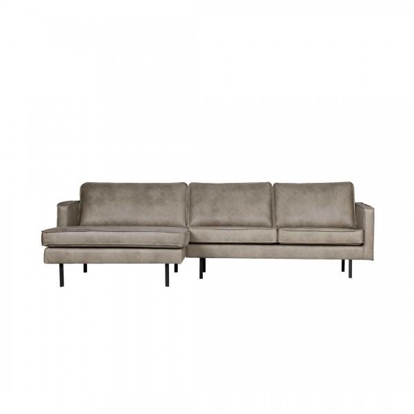 Sofa 3-Sitzer elephant skin Chaiselongue links von De Eekhoorn