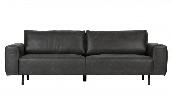 Sofa Rebound 3-Sitzer Anthrazit von De Eekhoorn