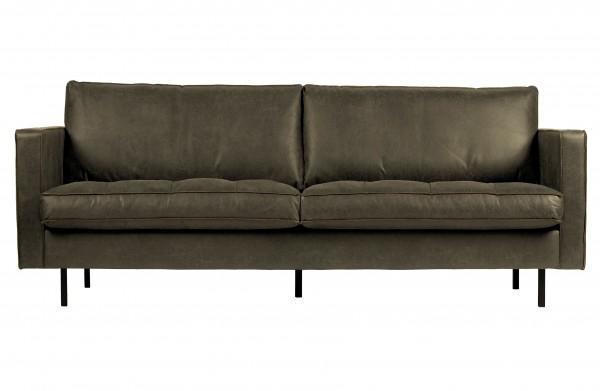 Sofa Classic 2,5 Sitzer Army von BePureHome