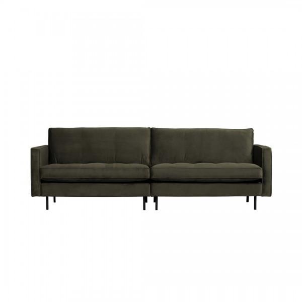 Sofa Rodeo Classic 3 Sitzer Dunkelgrün von De Eekhoorn