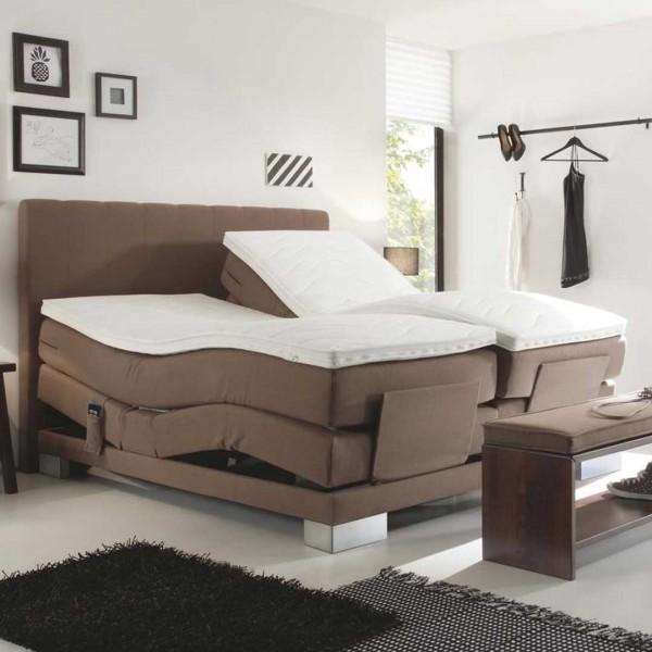 Bett Classic-Move 342 von Hasena