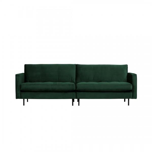 Sofa Classic 3 Sitzer Waldgrün von BePureHome