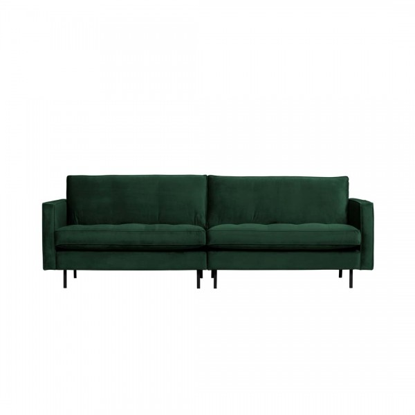 Sofa Rodeo Classic 3 Sitzer Waldgrün von De Eekhoorn