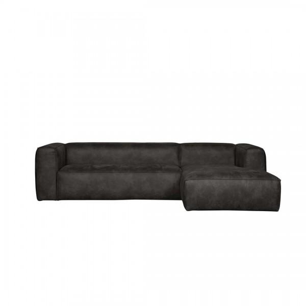 Couch Schwarz Rechts von De Eekhoorn