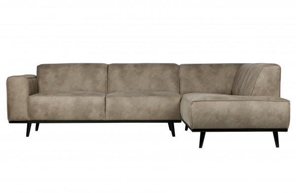 Sofa Statement Grau Rechts von De Eekhoorn