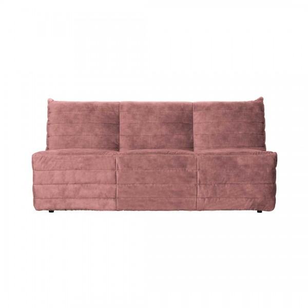 Sofa Bag Samt Pink von De Eekhoorn
