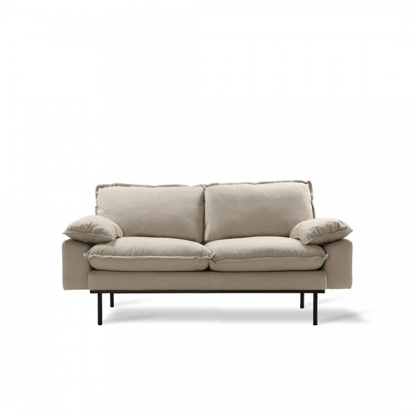 Sofa Retro Beige von HKliving