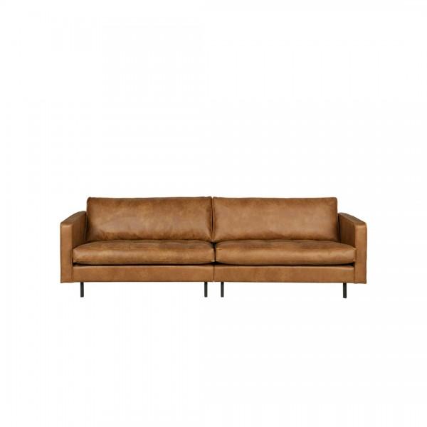Sofa Rodeo Classic 3-Sitzer Cognac von De Eekhoorn