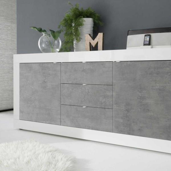 Sideboard Basic Beton von LC Spa