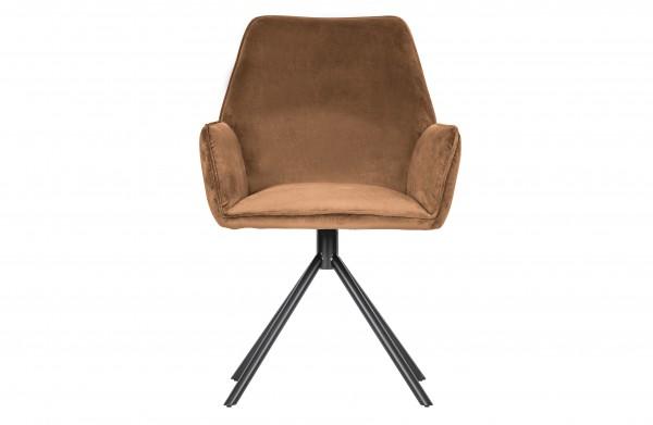 Stuhl Amber Karamell 2er-Set von De Eekhoorn