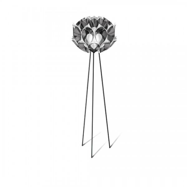 Flora Stehleuchte Grau von Slamp