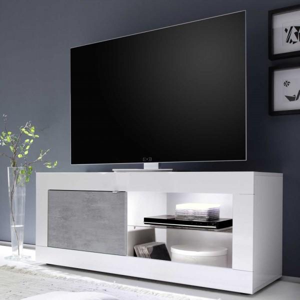 TV Schrank Basic Beton 140cm von LC Spa