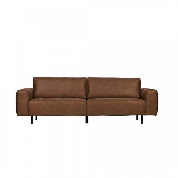 Sofa Rebound 3-Sitzer Cognac von De Eekhoorn