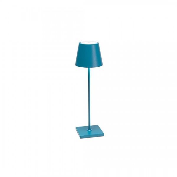 LED-Tischleuchte Poldina Avio blue von AI LATI