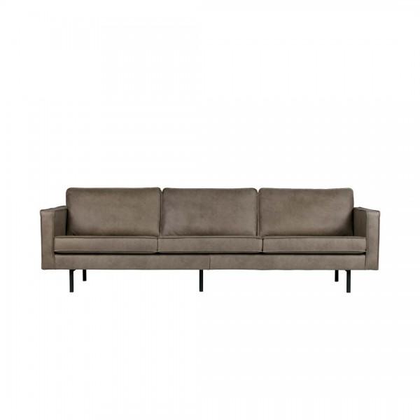 Sofa Rodeo 3-Sitzer Elephant Skin Lederoptik von De Eekhoorn