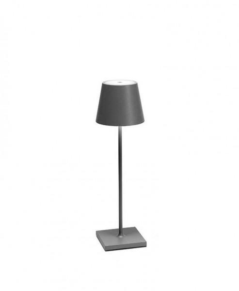 LED-Tischleuchte Poldina Dark Grey von AI LATI
