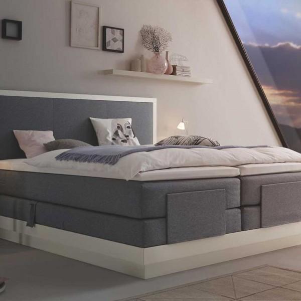Bett Elegant-Move 603 von Hasena