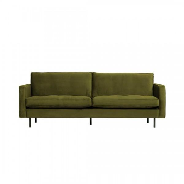 Sofa Rodeo Classic 2,5 Sitzer Olive von De Eekhoorn
