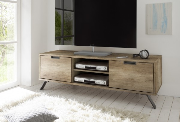 TV Unterteil 156cm Canyon Oak