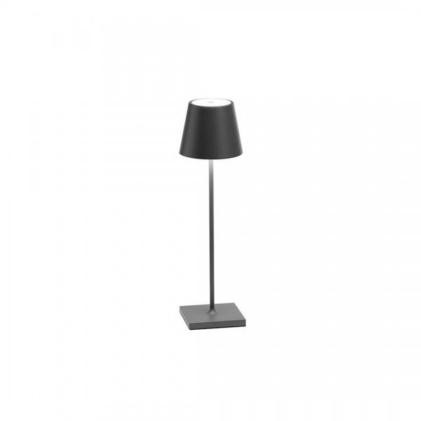 LED-Tischleuchte Poldina Pro Grau von AI LATI
