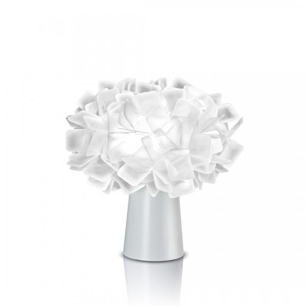Clizia Tischleuchte Weiß von Slamp