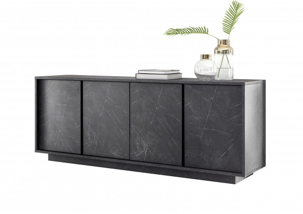 Sideboard Carrara Anthrazit von LC Spa