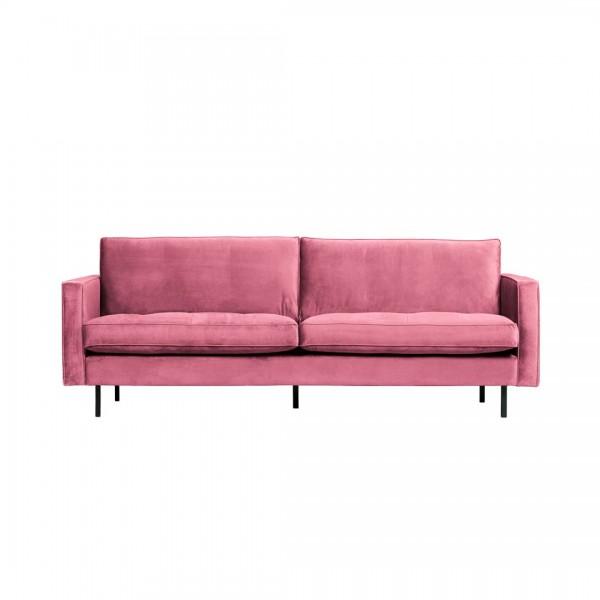 Sofa Rodeo Classic 2,5 Sitzer Pink von De Eekhoorn