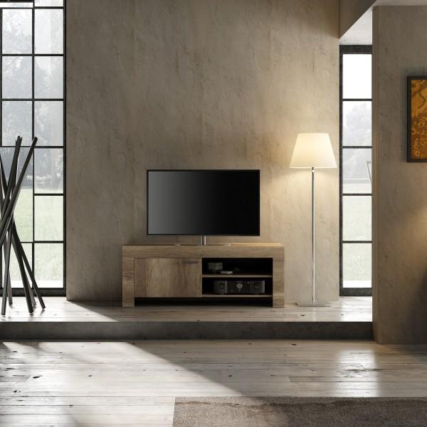 TV Lowboard 140cm Canyon Oak