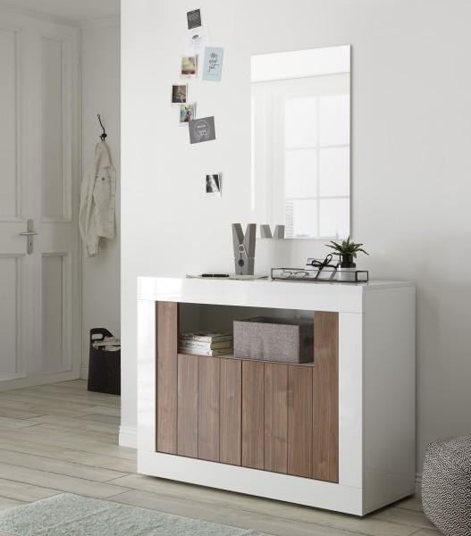 Sideboard Urbino Nussbaum 110cm von LC Spa